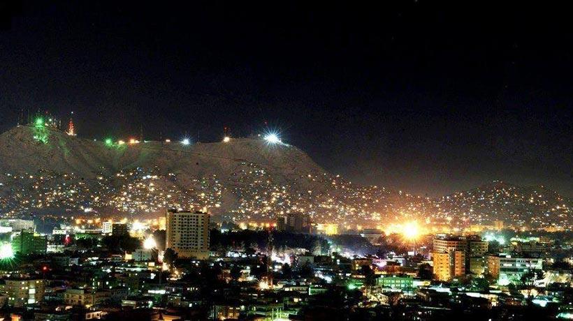 بلیط هواپیما کابل تهران