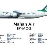 هواپیمای هواپیما bae شرکت ماهان