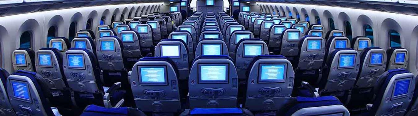 کلاسهای پروازی در هواپیماها چند نوع است؟