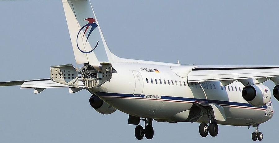 مشخصات ظاهری هواپیمای BEA