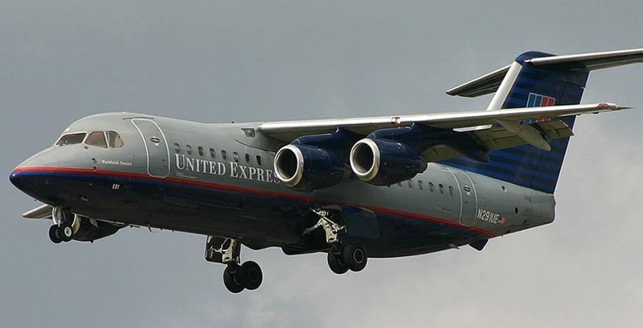 هواپیمای BEA 146
