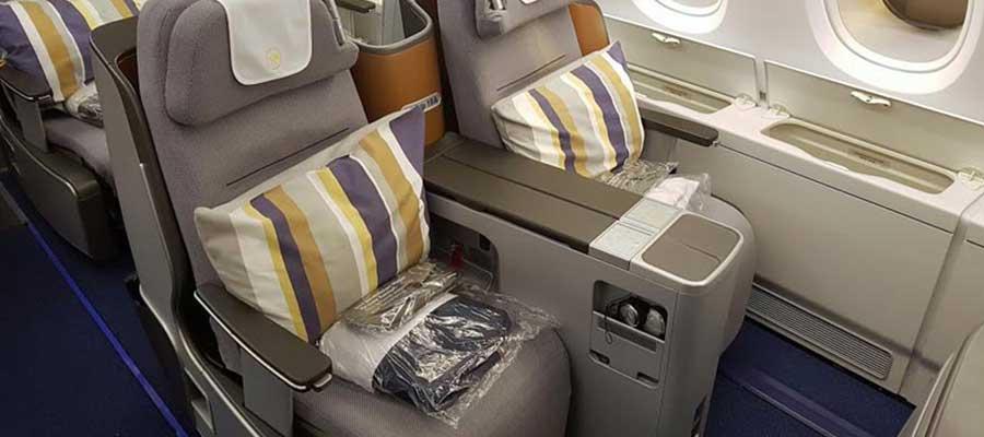 کلاس پروازی بیزنس یا تجاری در هواپیما