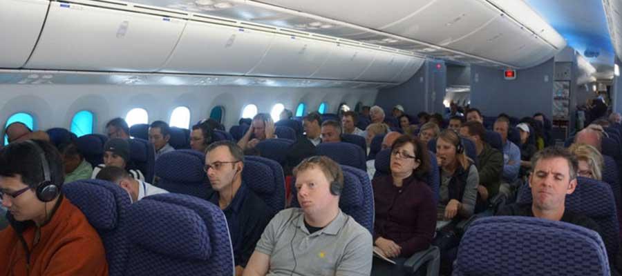 کلاس پروازی اکونومی یا اقتصادی هواپیما