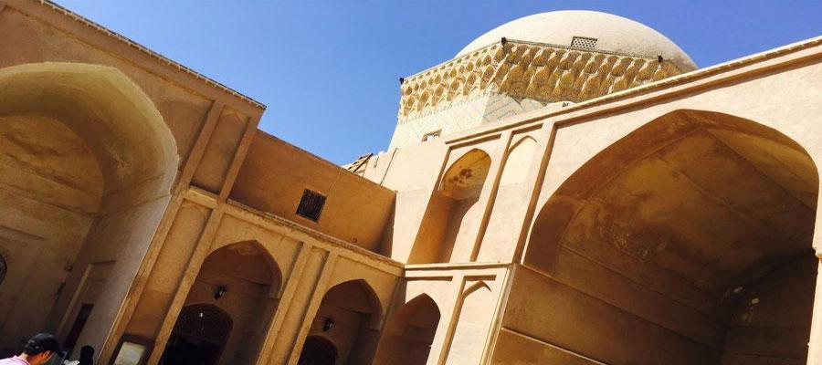 مکان های تاریخی یزد؛ زندان اسکندر