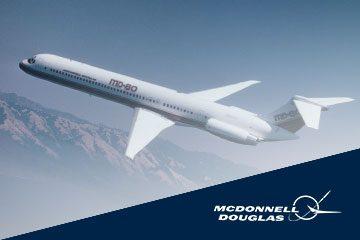 هواپیمای مک دانل MD80