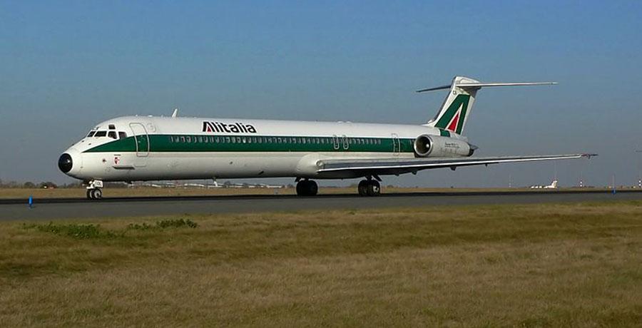 هواپیمای مک دانل 80 یا MD80