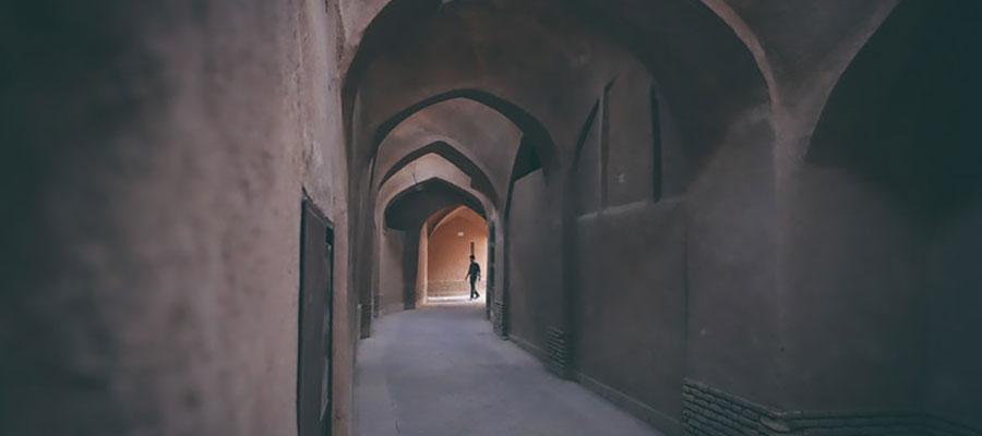 مکان های دیدنی یزد