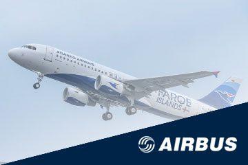 پرواز با هواپیمای ایرباس