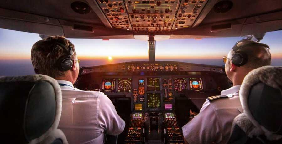 امنیت پرواز هواپیمایی معراج