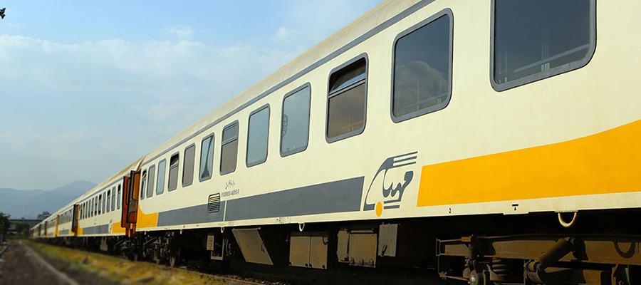 قطار مهتاب - 6 تخته لوکس