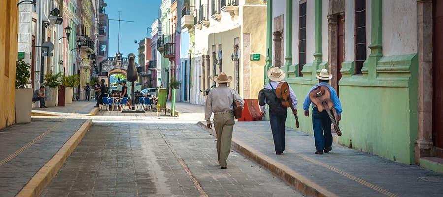 مکزیک یکی از کشورهای توریستی قاره آمریکا