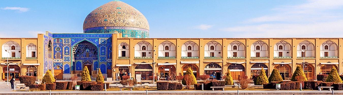راهنمای سفر به اصفهان