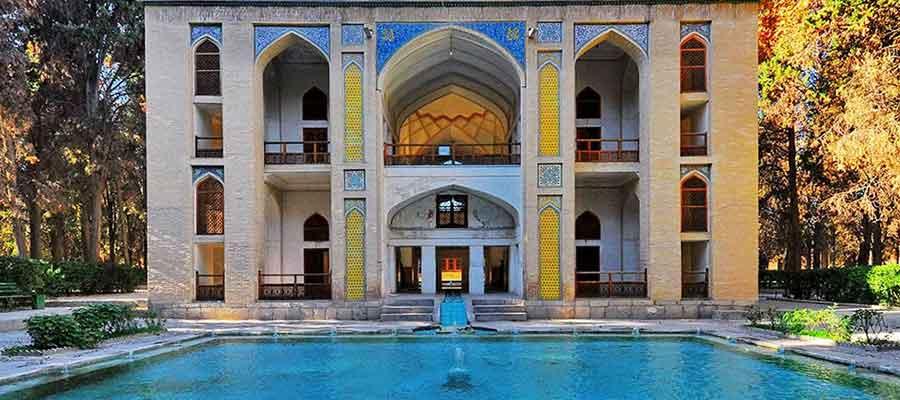 حمام و باغ فین کاشان، معروفترین جاذبه گردشگری کاشان