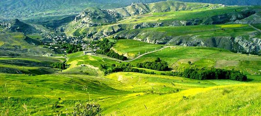 سفر در تابستان و جاذبه های دیدنی روستای خان کندی