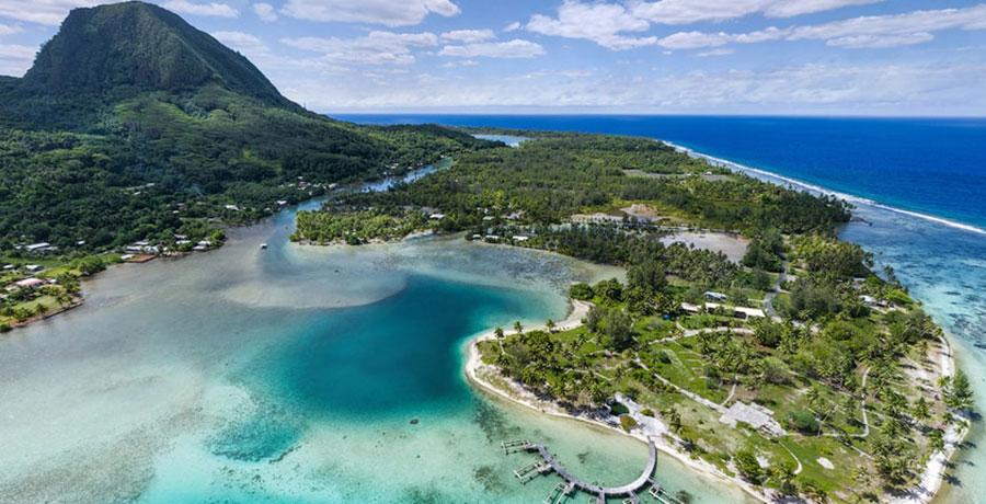 میکرونزی، کشوری زیبا و ناشناخته