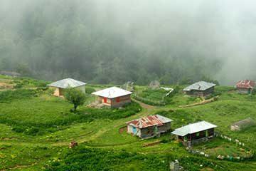 زیباترین روستاهای شمال