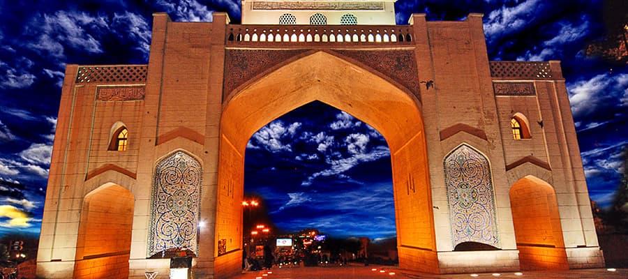 اقامت در شهر شیراز