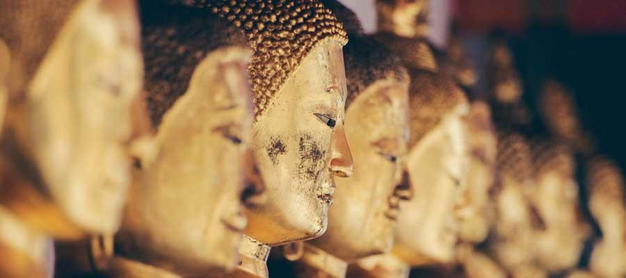 مجسمه بودای تایلندی