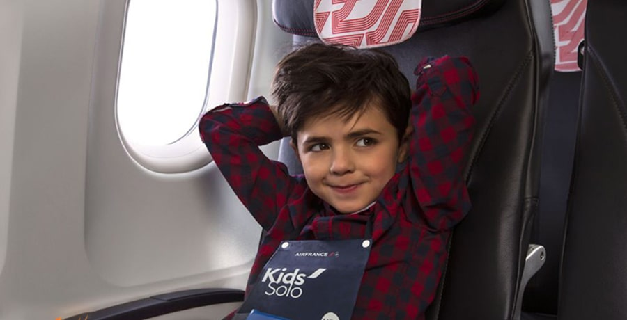 نکات سفر با هواپیما به همراه کودکان