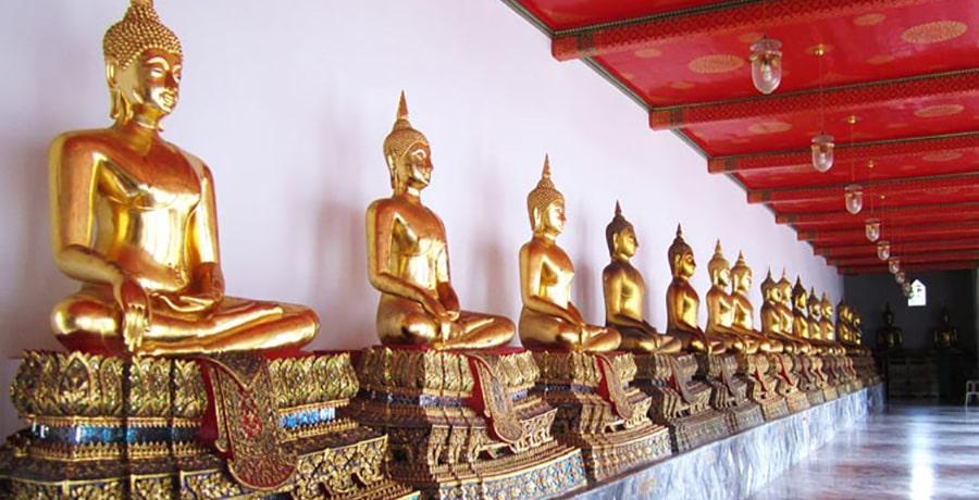 سفر به بانکوک شهر صومعه های بودایی