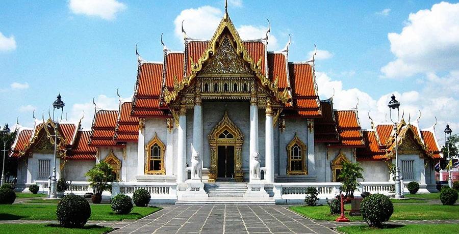 جاذبه های دیدنی سفر به بانکوک