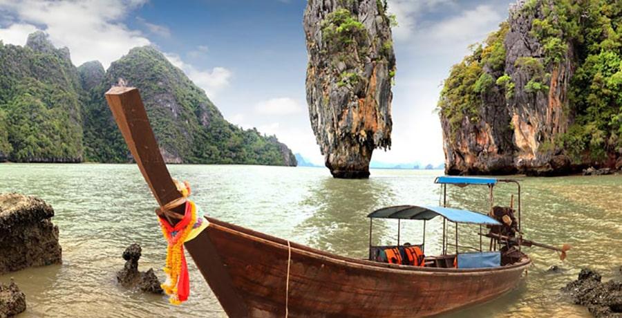 جزایر زیبا و توریستی پوکت