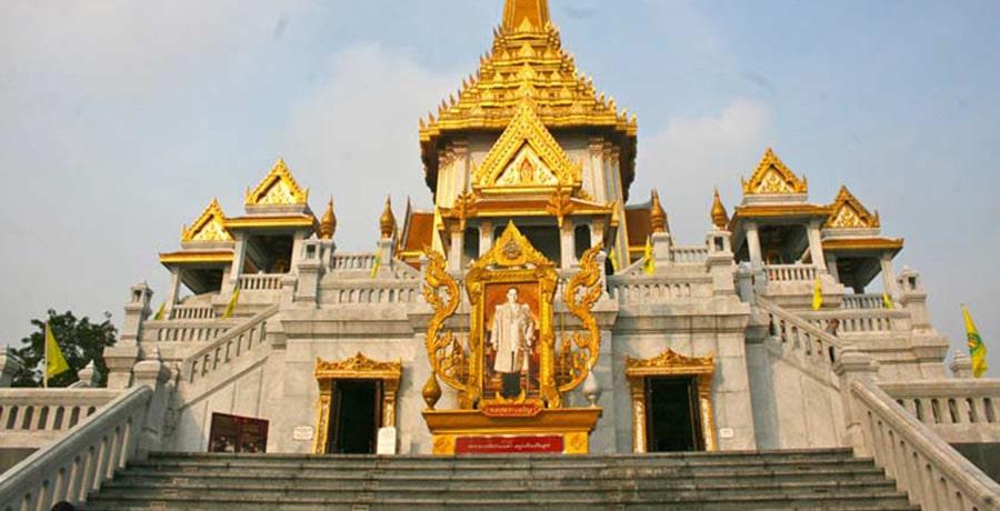 جاذبه های گردشگری سفر به بانکوک و دیدار از معابد بودا
