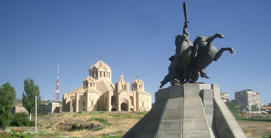 اثار تاریخی و فرهنگی ارمنستان