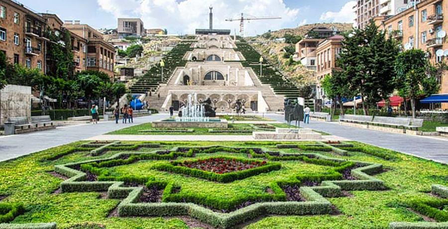 مکان های دیدنی ارمنستان
