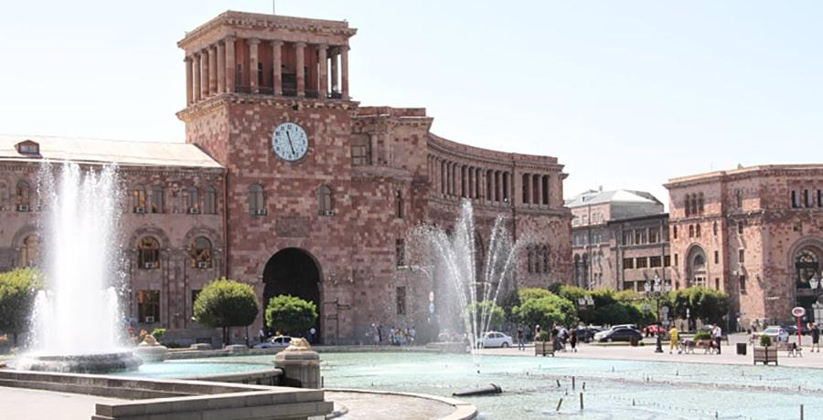 جاذبه های تاریخی ارمنستان