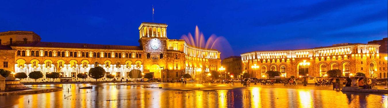 ارمنستان، کشوری در مسیر سلسله جبال آرارات با دین و مذهب ارمنی و اولین کشور دنیاست