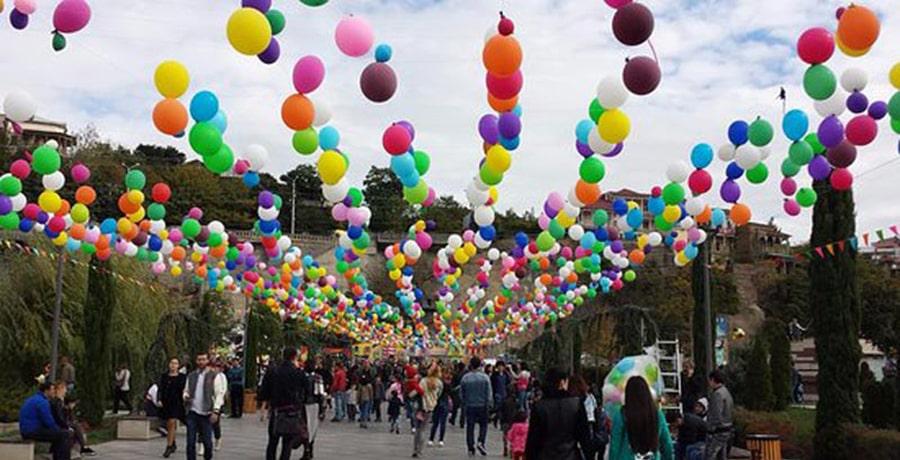 فستیوال تیبالیزوبا تفلیس