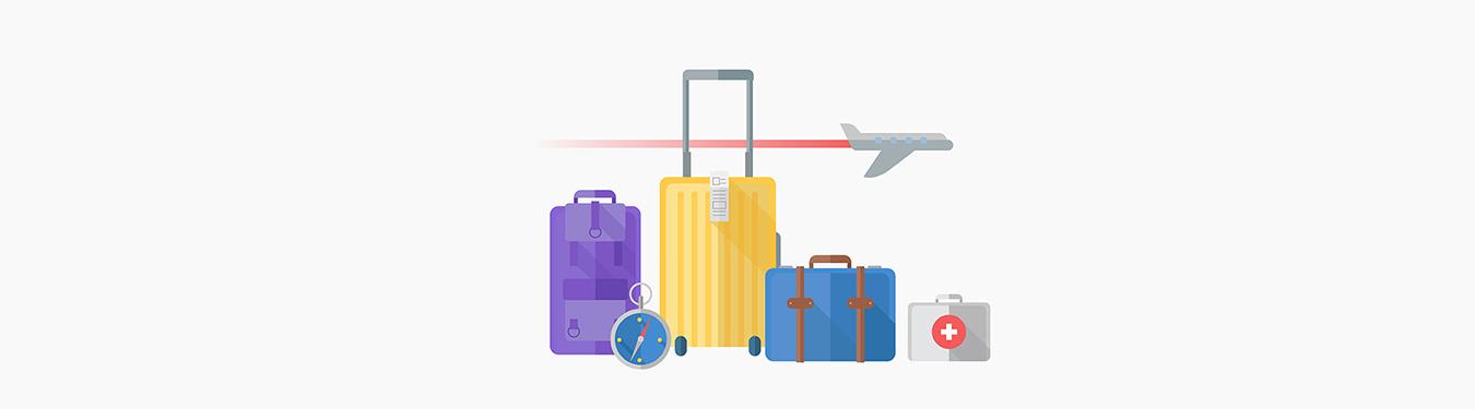 قوانین مقدار بار مجاز در پروازهای خارجی و داخلی!
