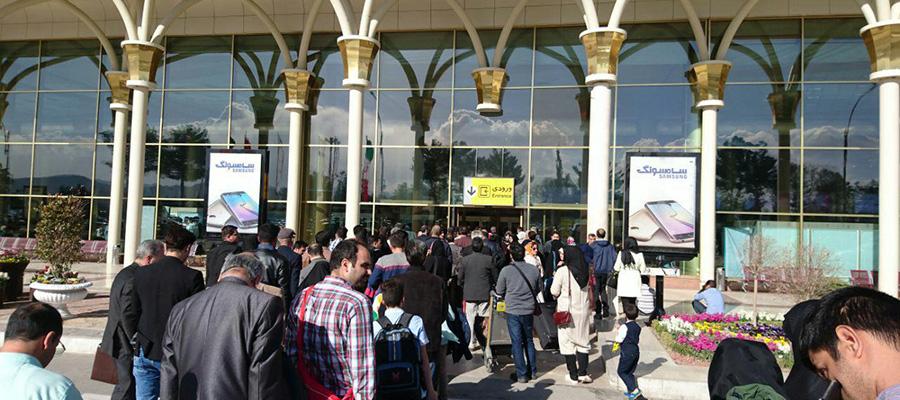 راه های دسترسی به فرودگاه هاشمی نژاد