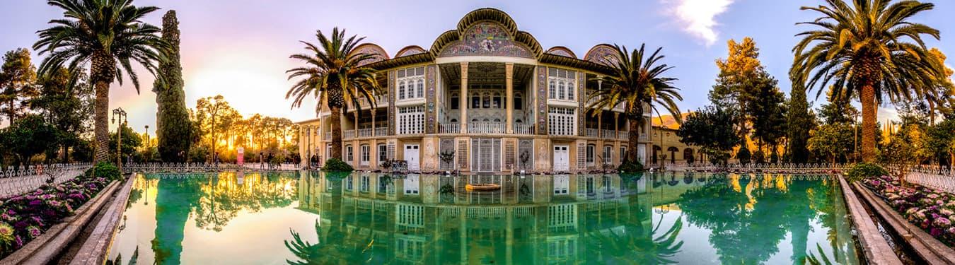 مهمترین جاذبه های گردشگری شیراز