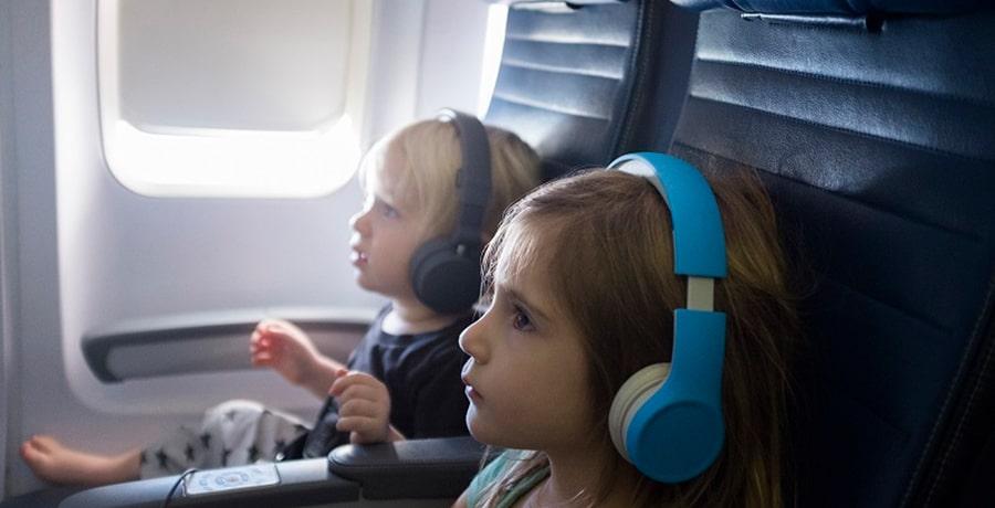 راهنمای سفر با هواپیما برای کوکان بدون همراه