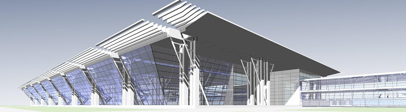 ترمینال جدید فرودگاه کیش