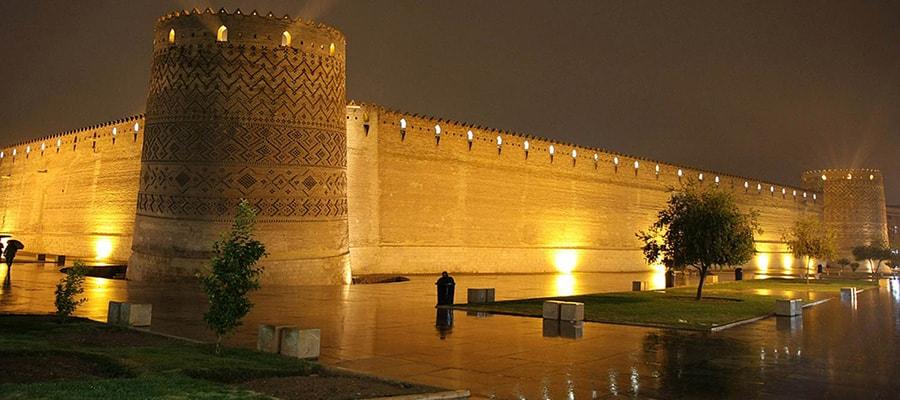 ارگ کریمخانی، ارگ زیبای شیراز