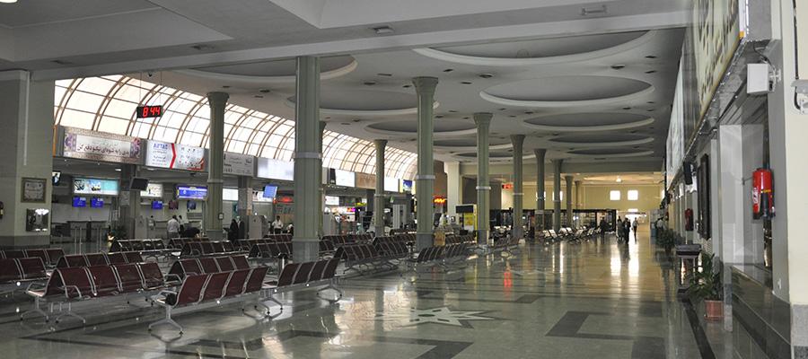 هواپیمایی های فرودگاه اصفهان