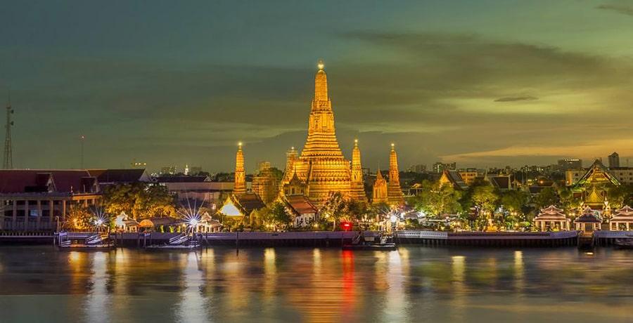 راهنمای سفر به بانکوک، تایلند