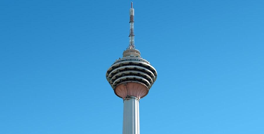 برج منارا در مالزی
