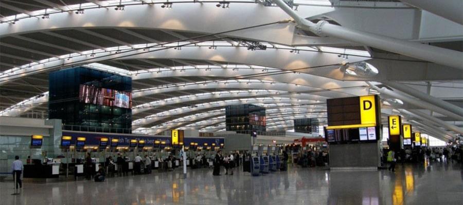 ترمینال هایی فرودگاه بین المللی کیش