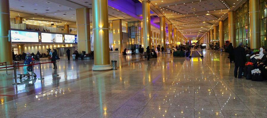 ترمینال های فرودگاه بین المللی هاشمی نژاد
