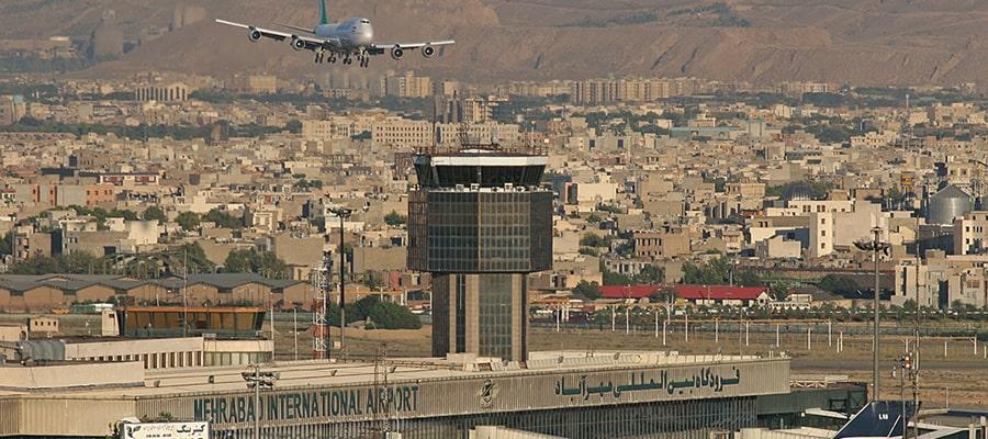 برج مراقبت فرودگاه مهرآباد