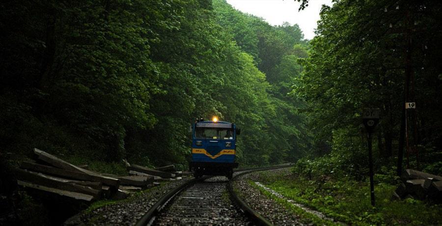 بهترین مقاصد سفری با قطار