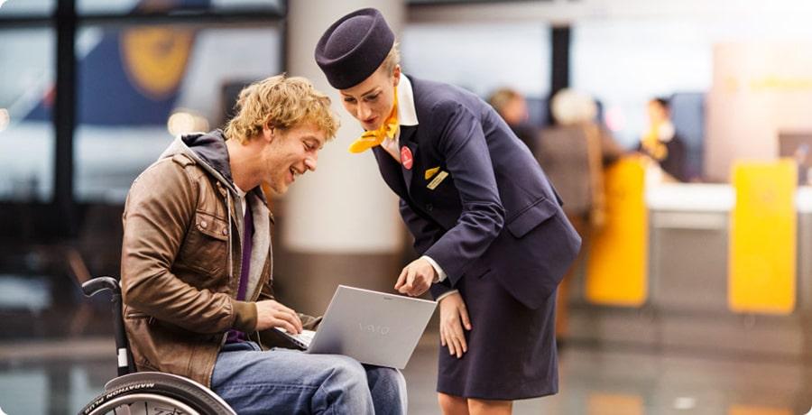خدمات ویژه هواپیمایی های کشور