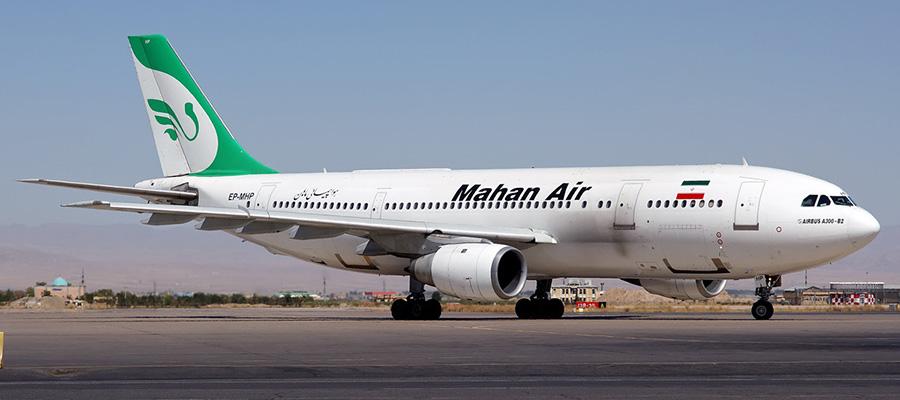 ناوگان هوایی ایران شامل چه هواپیماهایی است؟