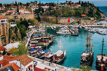 راهنمای سفر به آنتالیا، ترکیه