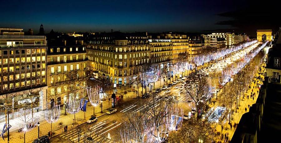 مکان های گردشگری و توریستی فرانسه