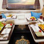 عکس قطار مسافربری فدک